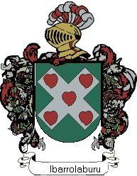 Escudo del apellido Ibarrolaburu