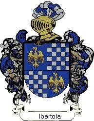 Escudo del apellido Ibartola