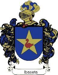 Escudo del apellido Ibaseta