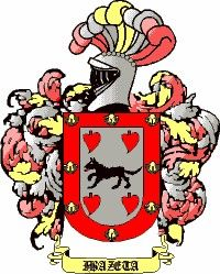 Escudo del apellido Ibazeta