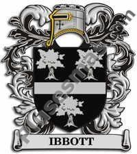 Escudo del apellido Ibbott