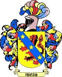 Escudo del apellido Ibeas