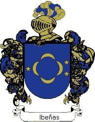 Escudo del apellido Ibeñas