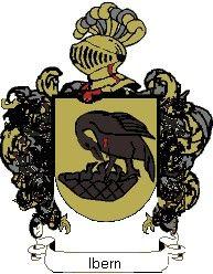 Escudo del apellido Ibern