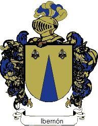 Escudo del apellido Ibernón