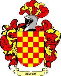 Escudo del apellido Ibero