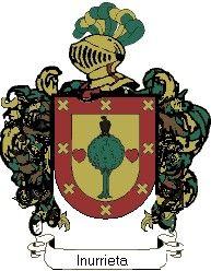 Escudo del apellido Inurrieta