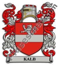 Escudo del apellido Kalb