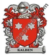 Escudo del apellido Kalben