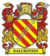 Escudo del apellido Kalckstein
