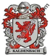 Escudo del apellido Kaldenbach