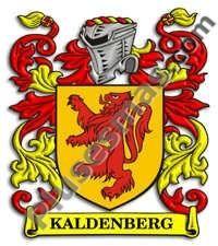 Escudo del apellido Kaldenberg