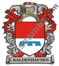 Escudo del apellido Kaldenhausen