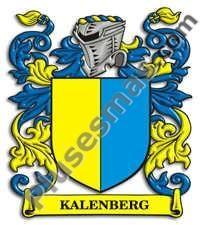 Escudo del apellido Kalenberg