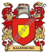 Escudo del apellido Kalenburg