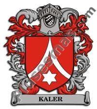 Escudo del apellido Kaler