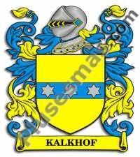 Escudo del apellido Kalkhof