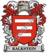 Escudo del apellido Kalkstein