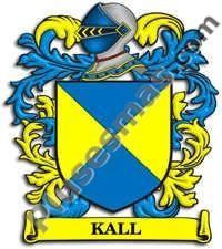 Escudo del apellido Kall