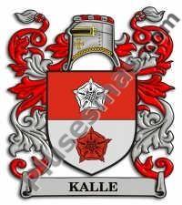 Escudo del apellido Kalle