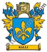 Escudo del apellido Kalli