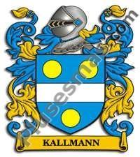 Escudo del apellido Kallmann