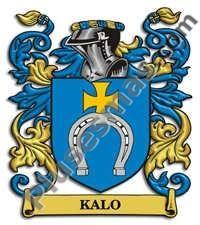 Escudo del apellido Kalo