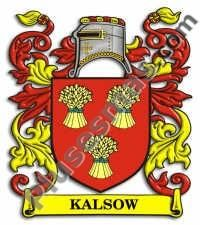 Escudo del apellido Kalsow