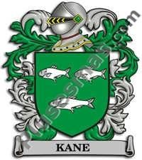 Escudo del apellido Kane