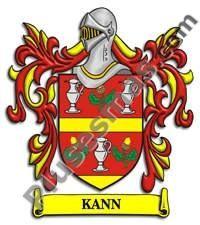 Escudo del apellido Kann