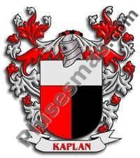 Escudo del apellido Kaplan