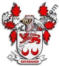 Escudo del apellido Kavanaugh
