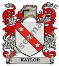 Escudo del apellido Kaylor