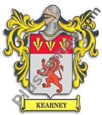 Escudo del apellido Kearney