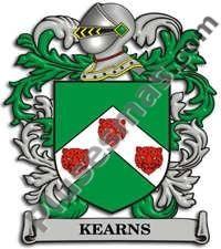 Escudo del apellido Kearns