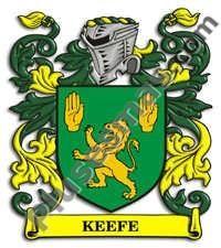 Escudo del apellido Keefe