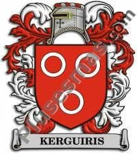 Escudo del apellido Kerguiris