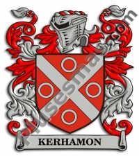 Escudo del apellido Kerhamon