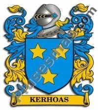 Escudo del apellido Kerhoas