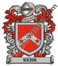 Escudo del apellido Kerr