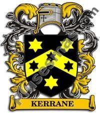 Escudo del apellido Kerrane