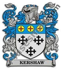 Escudo del apellido Kershaw