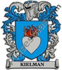 Escudo del apellido Kielman