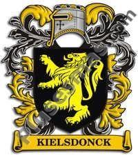 Escudo del apellido Kielsdonck