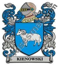Escudo del apellido Kienowski