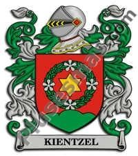 Escudo del apellido Kientzel
