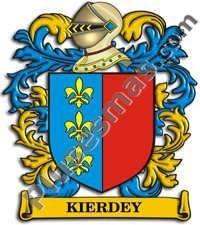Escudo del apellido Kierdey