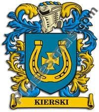 Escudo del apellido Kierski