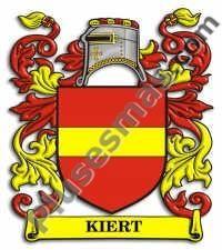 Escudo del apellido Kiert