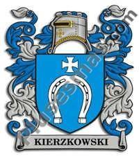 Escudo del apellido Kierzkowski